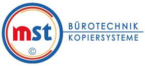 mst Bürotechnik Logo